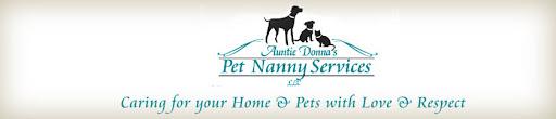 Auntie Donna's Pet Nanny Services