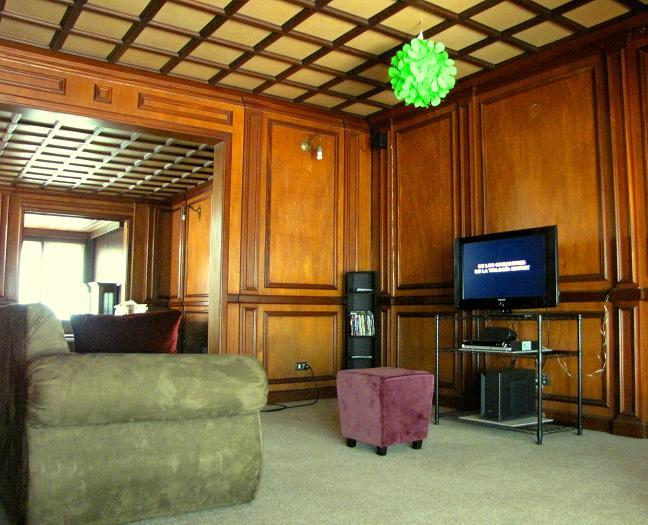 sala de Tv - Tv room