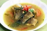 Resep Pindang Ikan Lampung