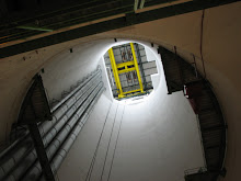 LHC CERN Shaft
