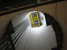 LHC CERN Shaft