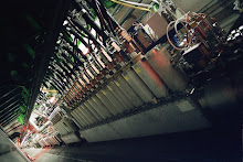 LHC CERN Cryogenics