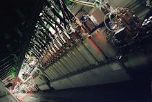 LHC CERN Cryogenics