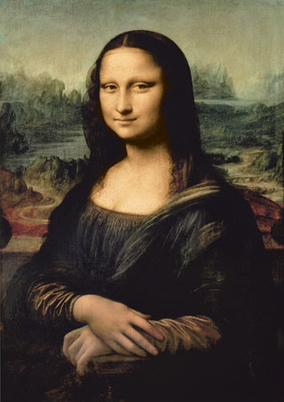 art blog mona lisa by leonardo da vinci
