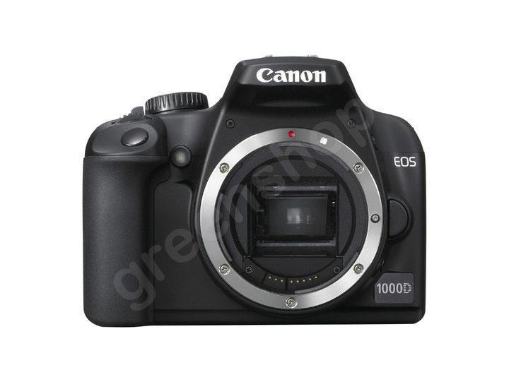 kamera slr murah  jual kamera canon slr eos 1000d murah
