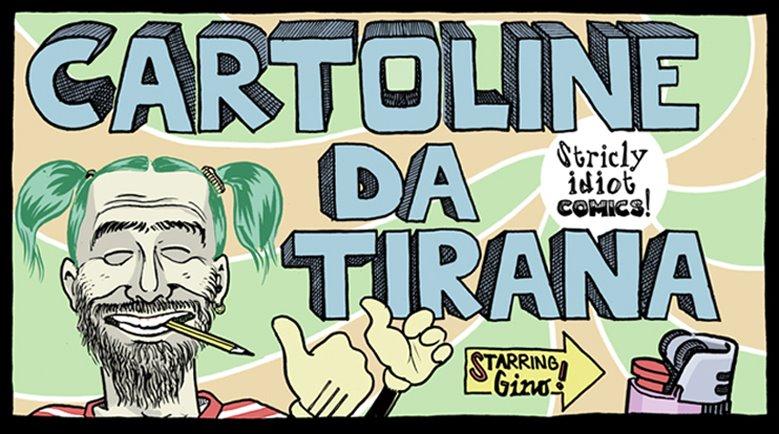 Cartoline da Tirana