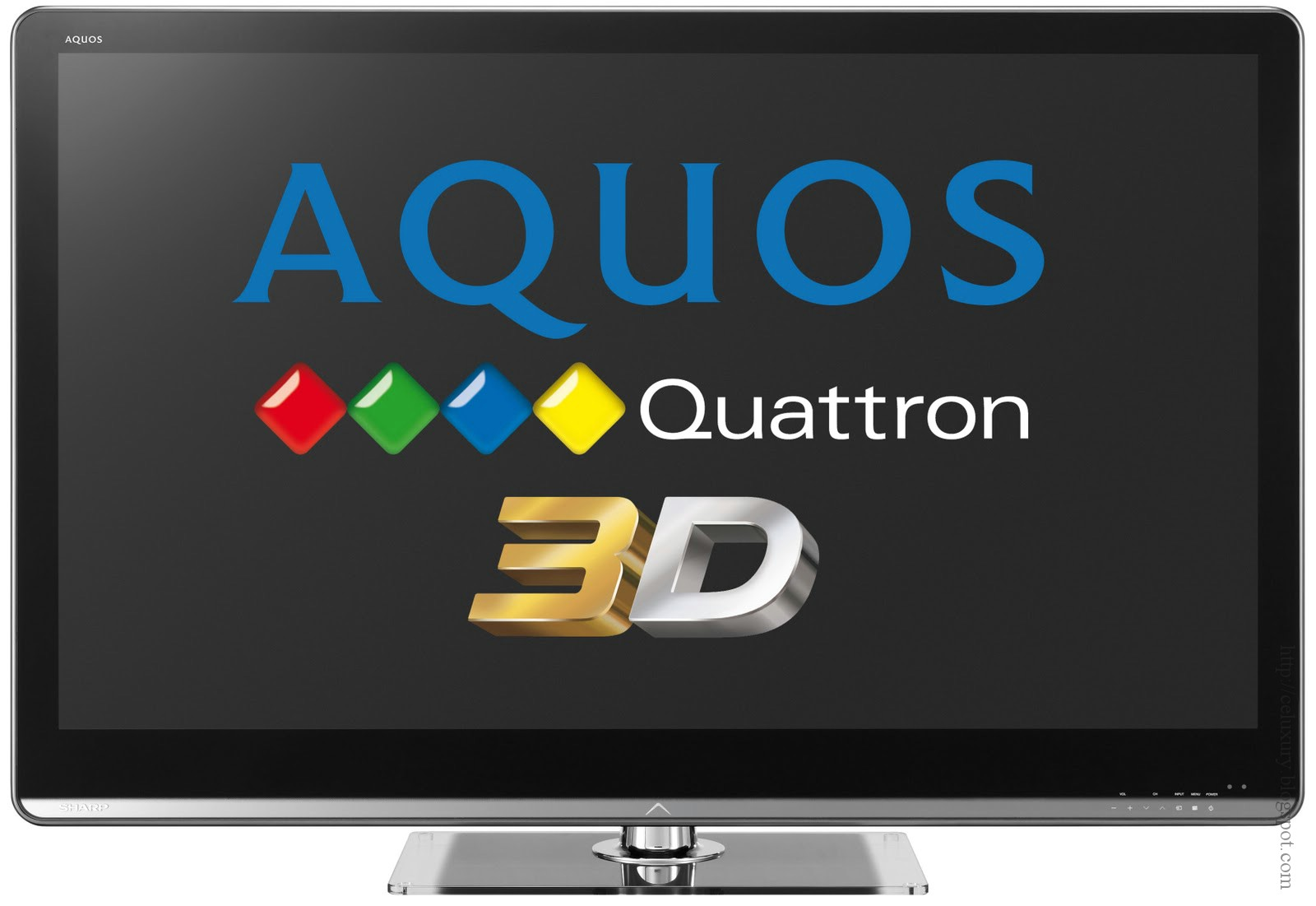 cutting edge luxury sharp 52 and 60 aquos quattron 3d tv now on sale. Black Bedroom Furniture Sets. Home Design Ideas