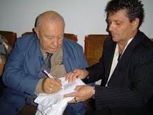 Piassa e Sergio Manberte.
