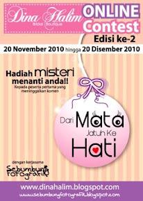 Dina Halim Online Contest