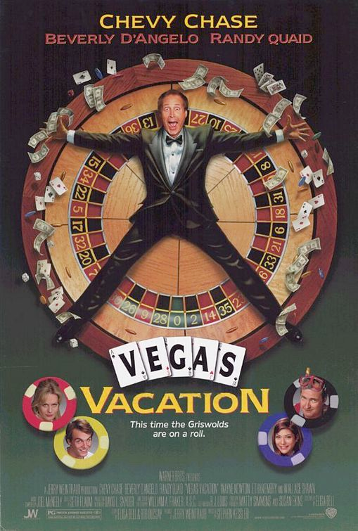vegas vacation. This quot;Vacationquot; film is so bad