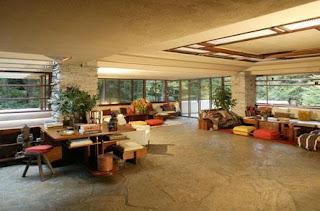 Arquitetura contempor nea a casa da cascata for Cascata da interno