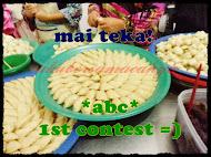 1st contest ABC