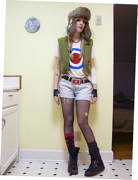 Loft Apartment Tank Girl