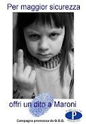LA UE HA DATO RAGIONE A MARONI MA NOI NO!!