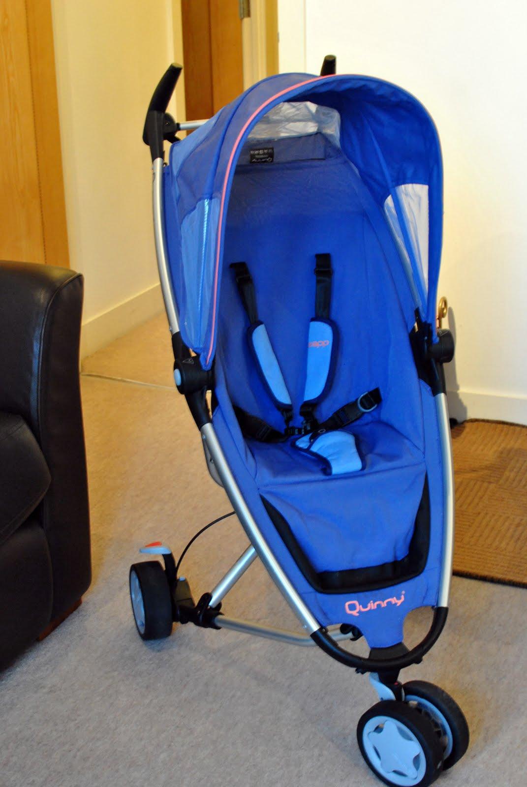 mama shop papa drop quinny zapp stroller electric blue 2010 edition. Black Bedroom Furniture Sets. Home Design Ideas
