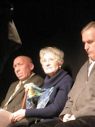 Julián Martín, Josefa Sánchez y José María Sánchez Terrones