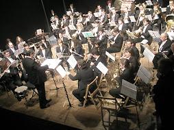 Mario Vercher dirige la Banda desde su fundación