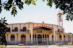 Igreja Nossa Senhora de Fátima, bairro Santa Rita