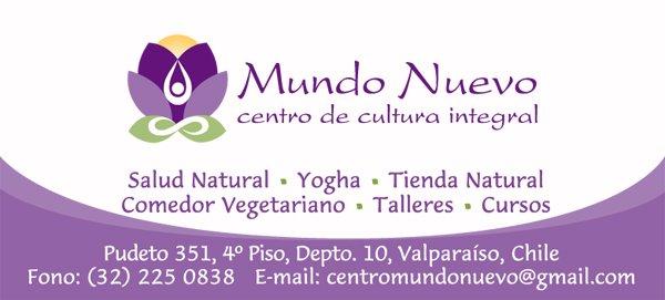 """CENTRO DE CULTURA INTEGRAL """"MUNDO NUEVO"""""""