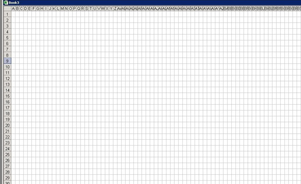 Northern Line Knitter Excel Macro Knitters Graph Paper