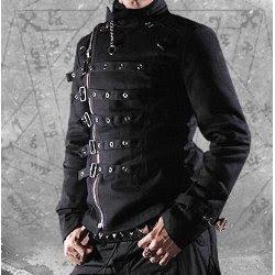 chaqueta gótica