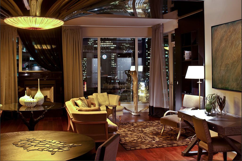 Christian Grey's Apartment at Escala