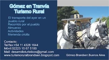 TURISMO COMUNITARIO y TRADICIONAL