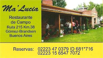 Restaurante de Campo