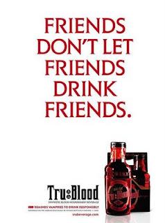 Los amigos, no dejan a los amigos, beberse a sus amigos.