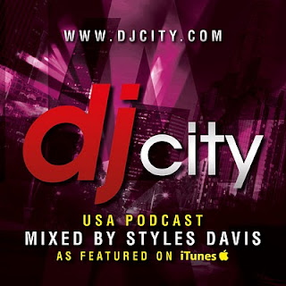 DJcity Podcast featuring Styles Davis
