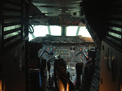 The flight deck.
