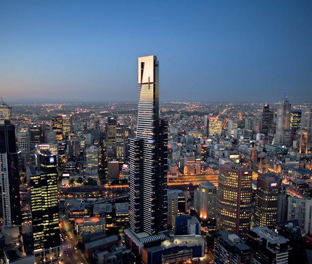 Melbourne e Victoria