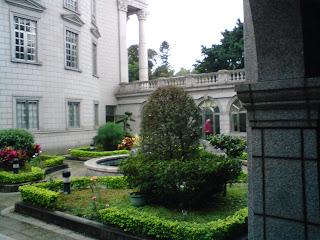 大同白宮庭園