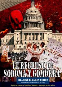 """Pronto!! la Ultima publicacion de Dorothy House """" El Regreso de Sodoma y Gomorra"""""""