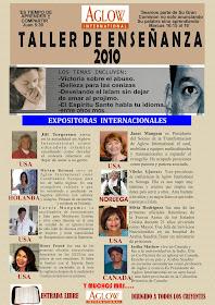 Talleres en las conferencias en Peru- Lima, Callao, Ate, Chincha y Pisco