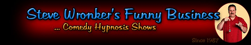 SWFB Comedy Hypnosis Shows