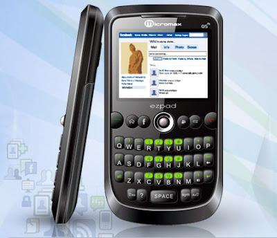 Micromax Q5 Mobile