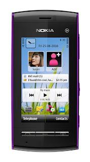 Music Phone Nokia 5250