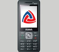 Aroma AD335 Dual SIM Touch Screen Phone