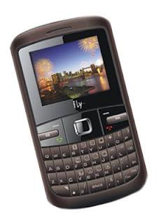 Fly B405 QWERTY Dual SIM Mobile