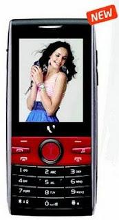 Videocon V1805 8 MP Camera Phone