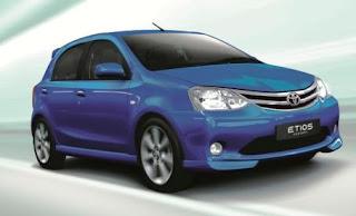 Toyota Etios Liva India