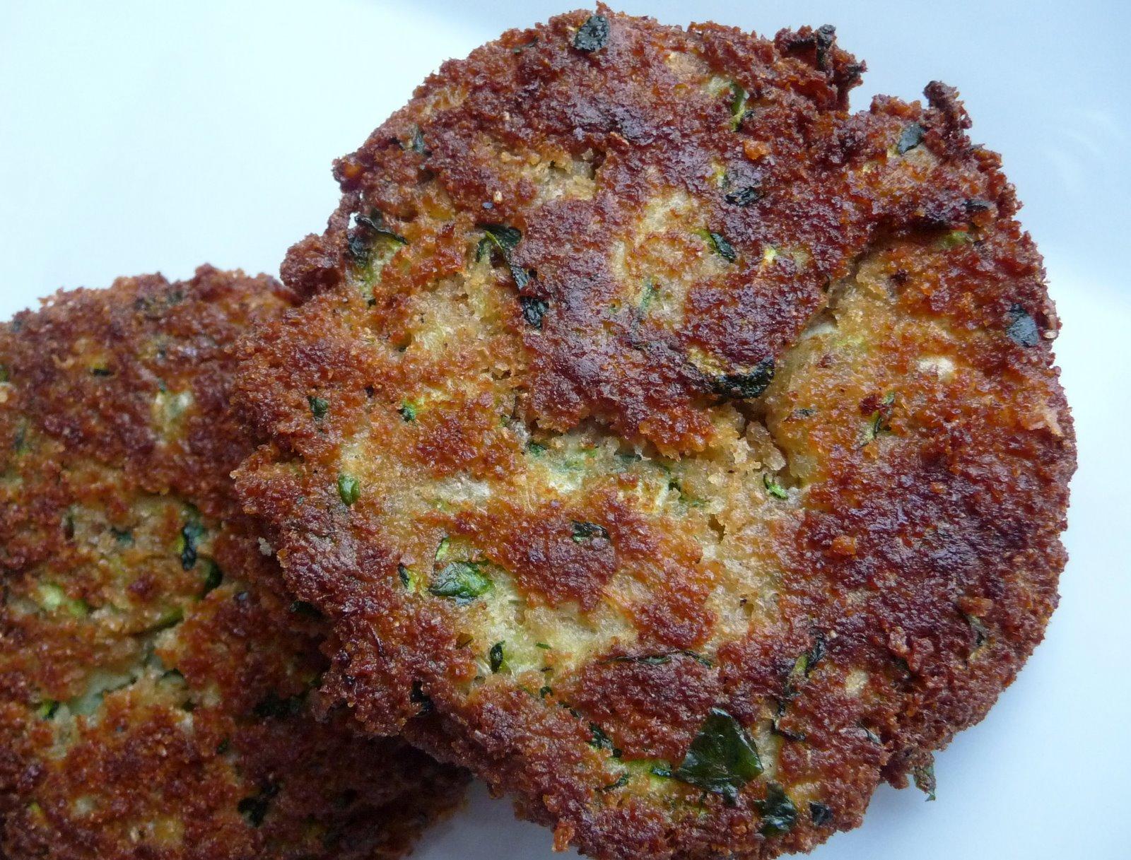 Christine's Cuisine: Zucchini Ricotta Fritters