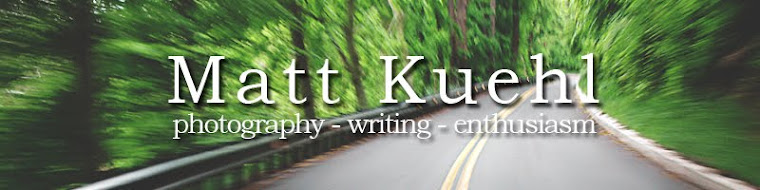 Matt Kuehl Blogs
