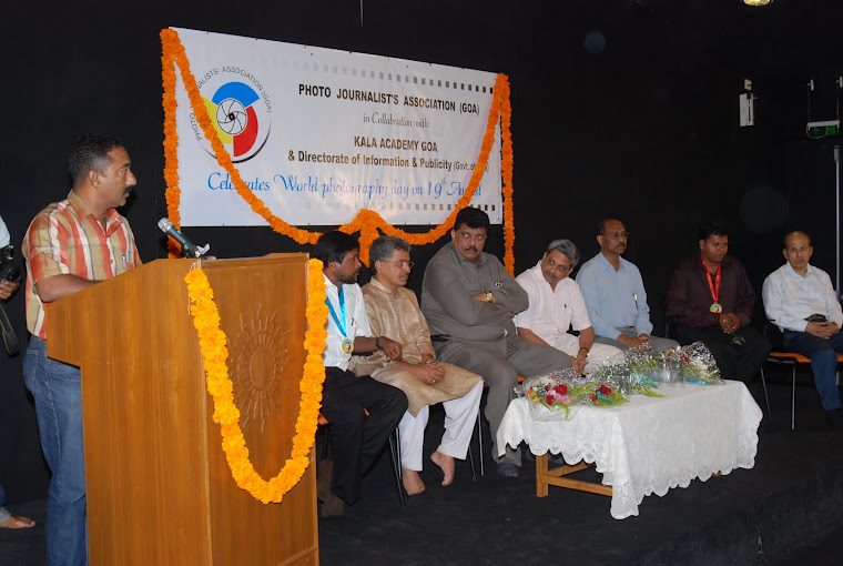 Introducing a life time achiever in photography on world photography day on August 19, 2009.