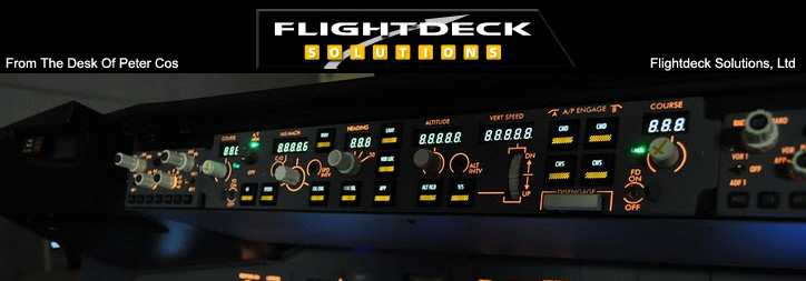 Steven Cos - Flightdeck Solutions, Ltd