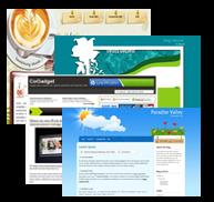 cara membuat Template Blogspot sederhana