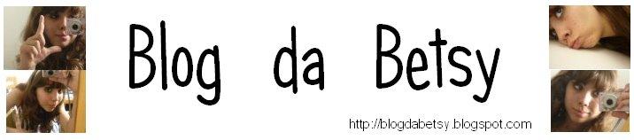 Blog da Betsy