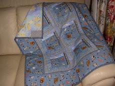 O que me mima...patchwork.