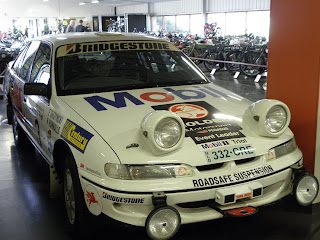 1995 Holden VR rally